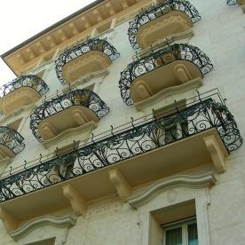 facade in Lugano