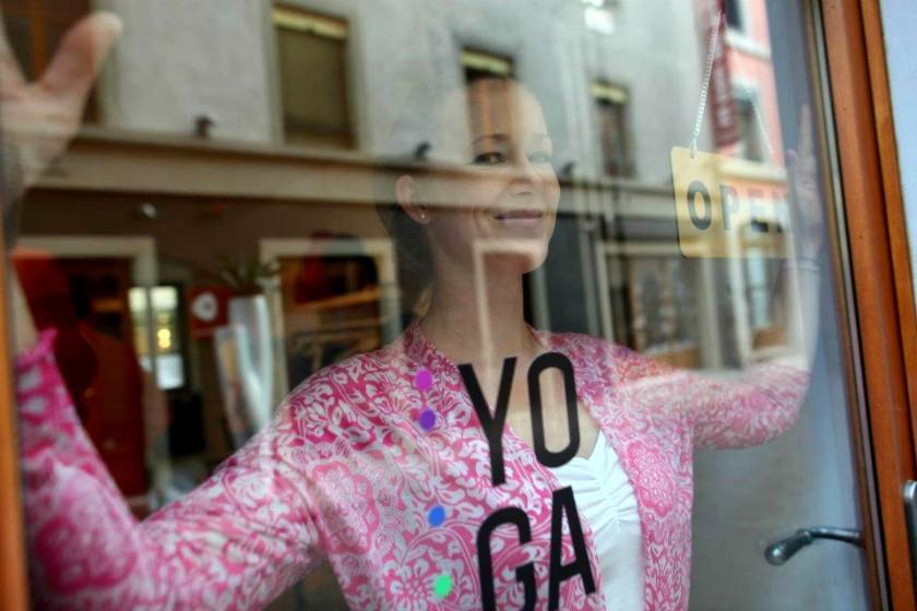 yoga shop geneva