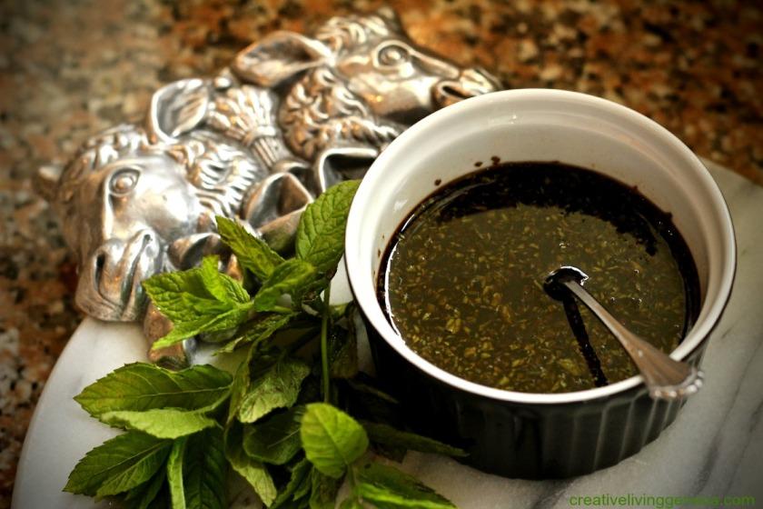 mint-sauce-recipe
