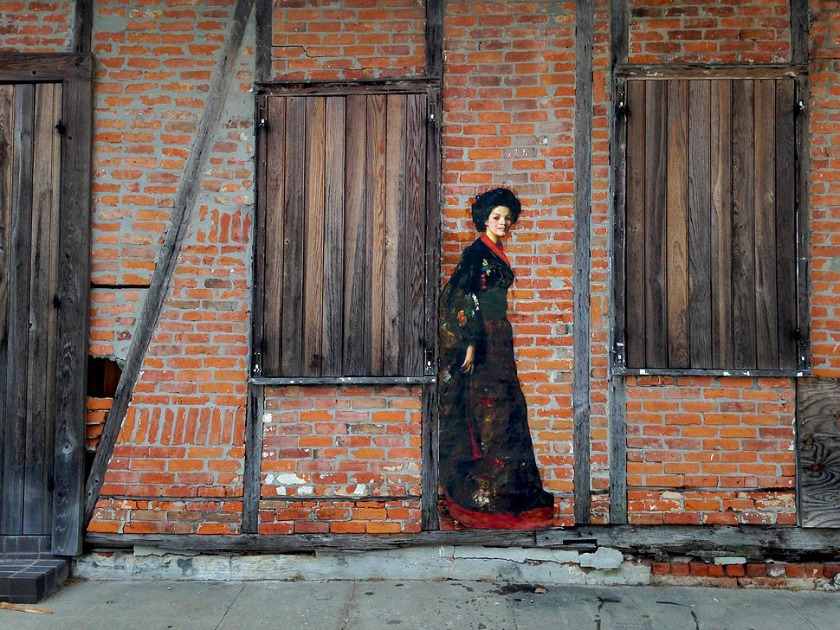 paintings on the streets