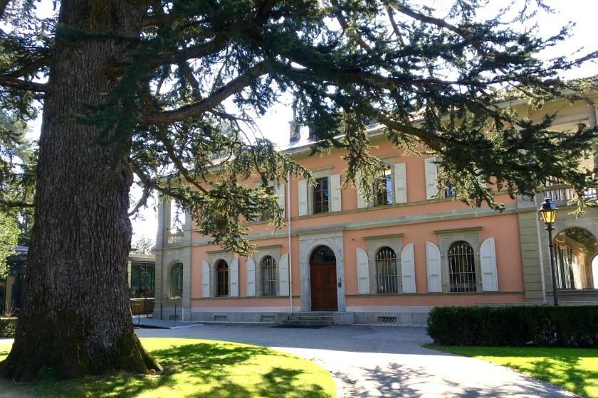 Hermitage Lausanne