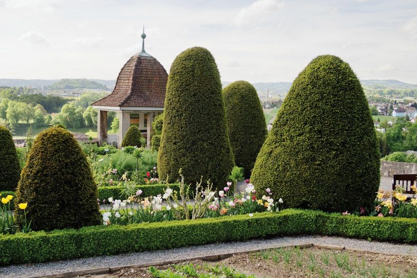 castle garden switzerland