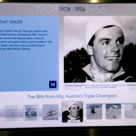 The story of the Olympics is told through the accomplishments of its athletes.