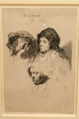 Rembrandt in Geneva at Domaine de Penthes