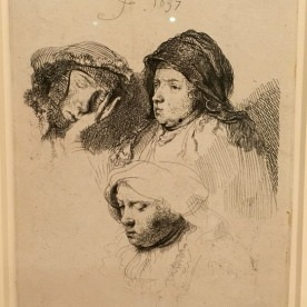 Rembrandt in Geneva at Domaine de Penthes