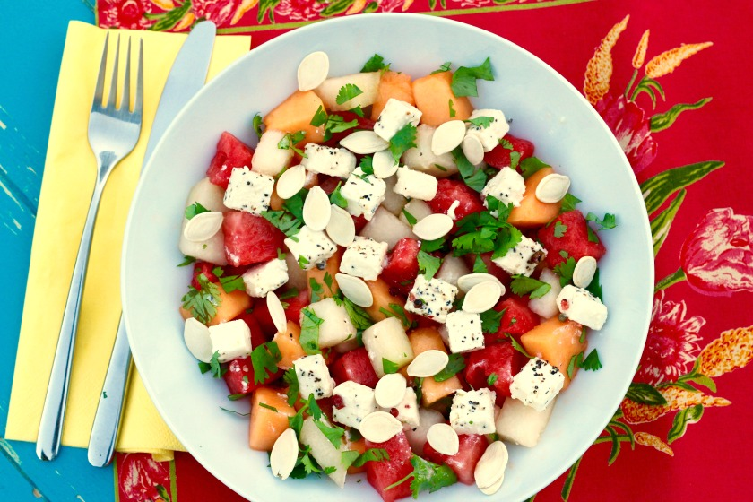 melon-salad-with lime