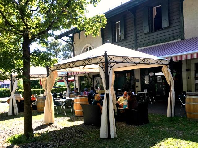 Domaine de Penthes restaurant
