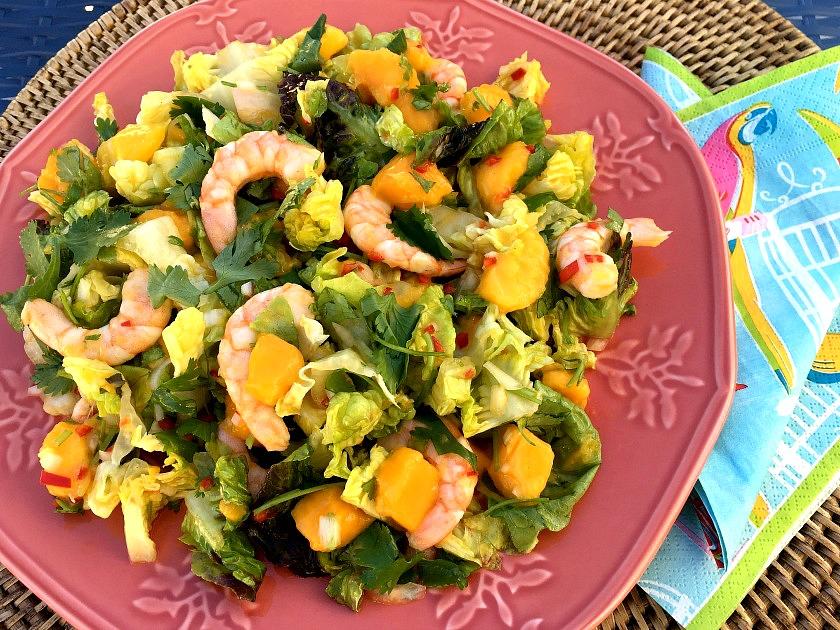 Recipe-Shrimp-mango-chilli-salad-on-creative-living-geneva