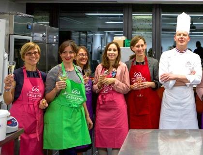 EHL culinary arts program