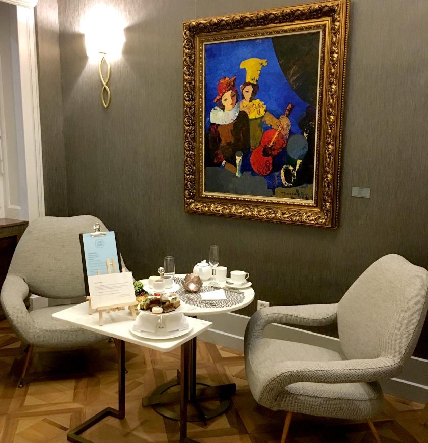 The Living Room, Geneva