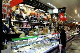 Italian specialities are on offer at Cavalieri & Fils.