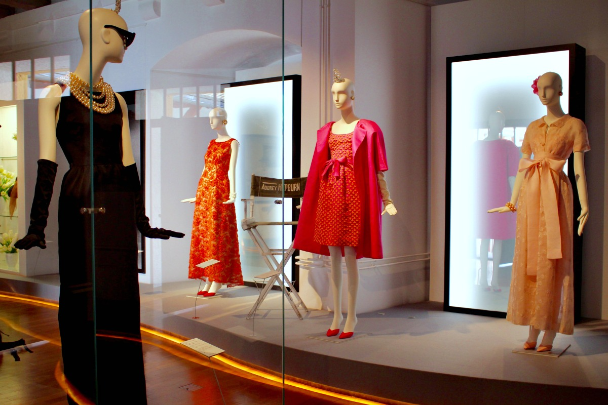 audrey hepburn and hubert de givenchy exhibition morges