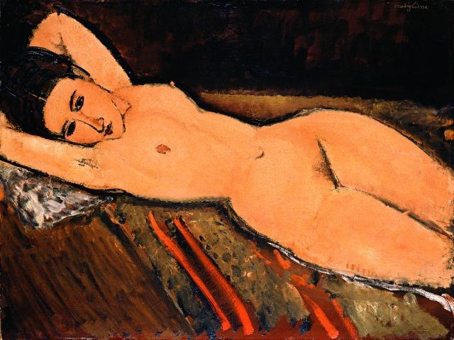 BUHRLE_Modigliani-painting
