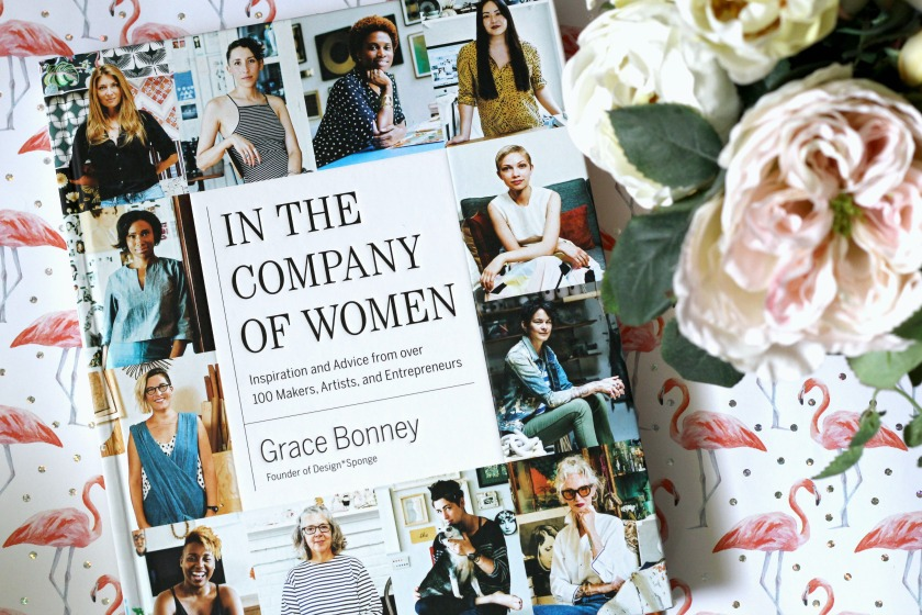 book about creative women and entrepreneurs