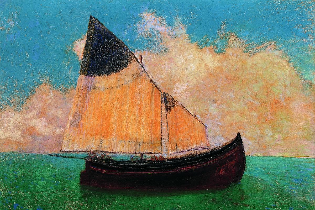 Pastels Hermitage exhibit