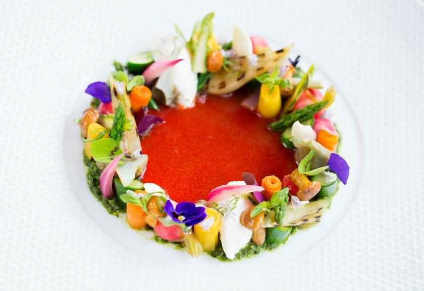 vegetarian eating restaurants in Geneva