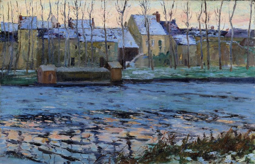 Canadian impressionist paintings